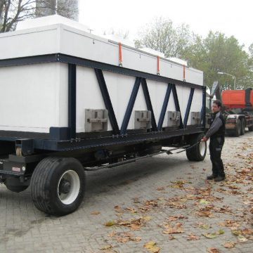 Fishion Transport tilapia aquaculture supply chain